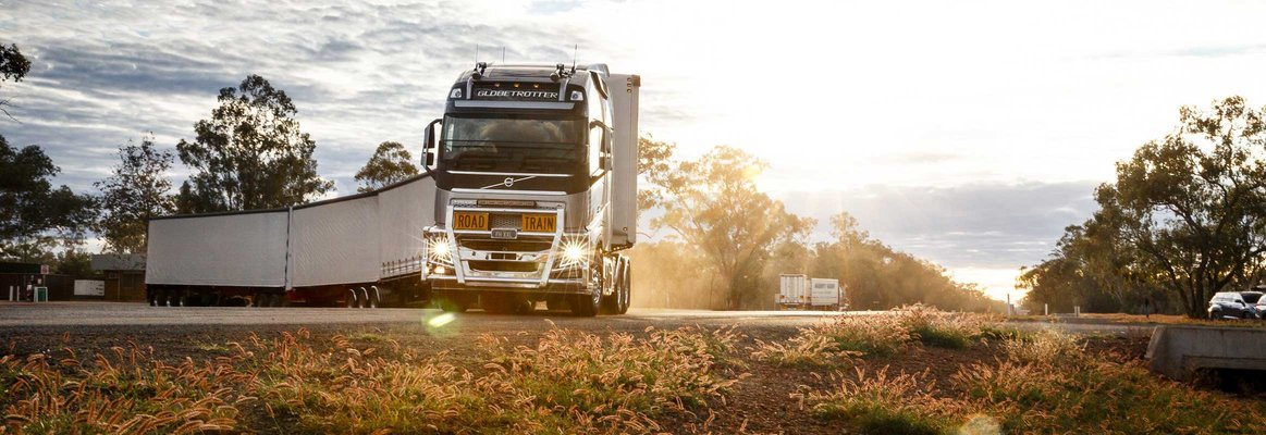 Volvo Trucks solutions for heavy transport