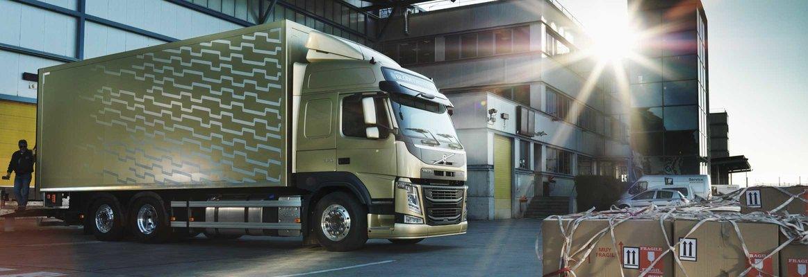 Volvo Trucks solutions for delivery transport
