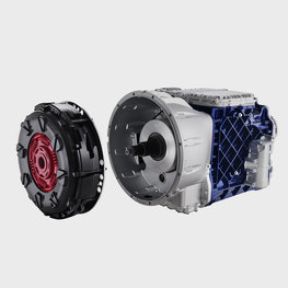I-Shift Dual Clutch