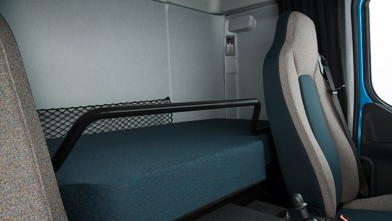 Volvo FE cab - for high comfort and productivity