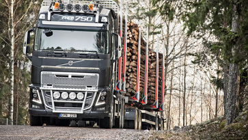 Volvo FH16 lower fuel consumption