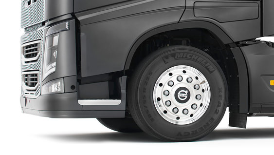 Volvo FH16 align your wheels