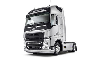 Volvo FH studio photo