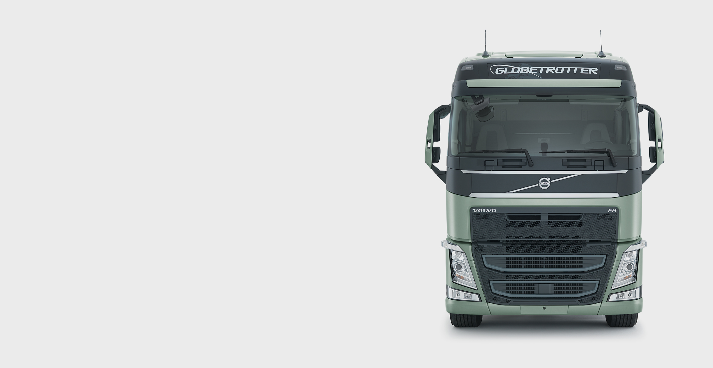 Volvo FH series – the leader in long haul | Volvo Trucks