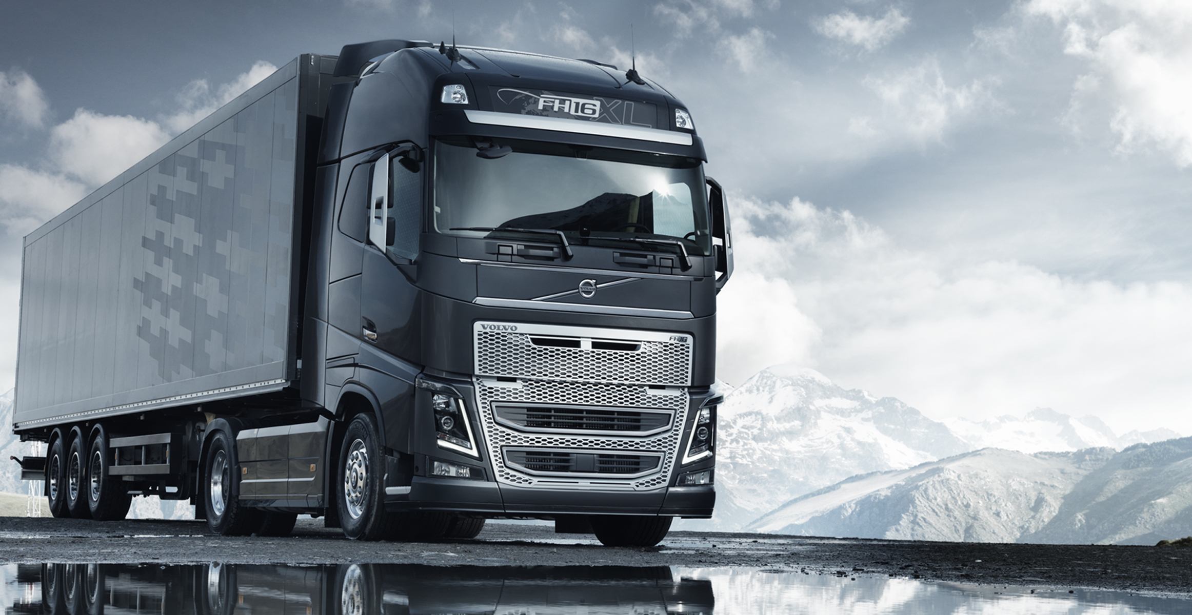Volvo Fh16 Our Most Powerful Truck Volvo Trucks