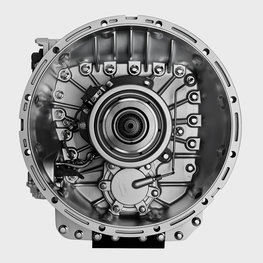 Volvo FMX I-Shift automated gearbox