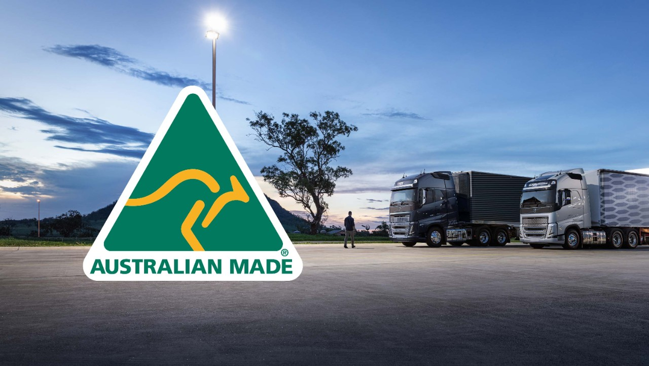 Australian Made means local business.