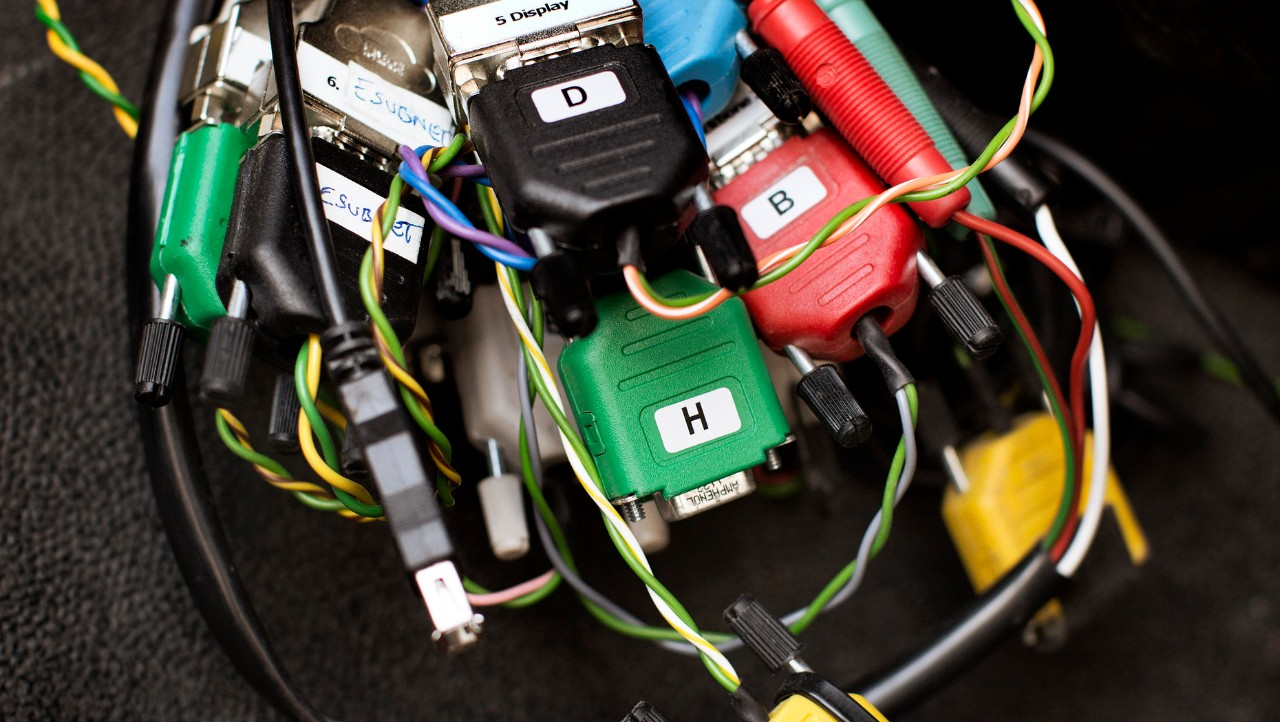 VDS electrical components.