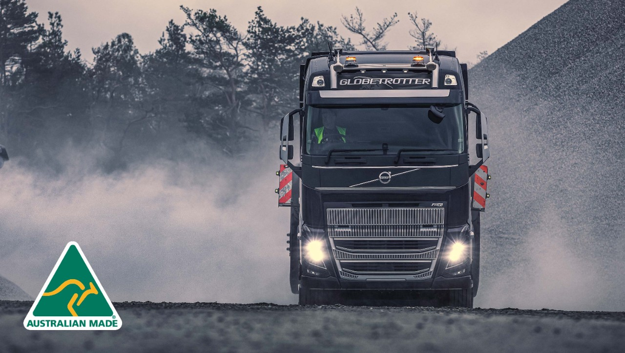 Volvo FH16 – Balancing power and comfort.