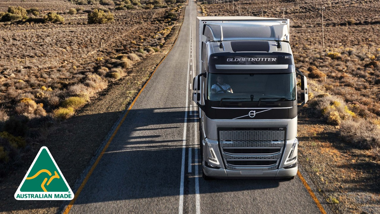 Volvo FH – The ultimate long haul experience.