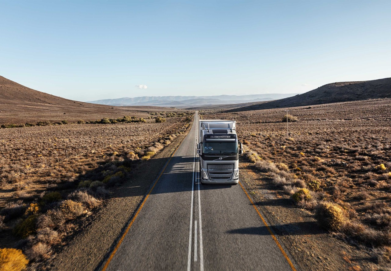Volvo FH with I-Save brings more torque and lower fuel consumption.