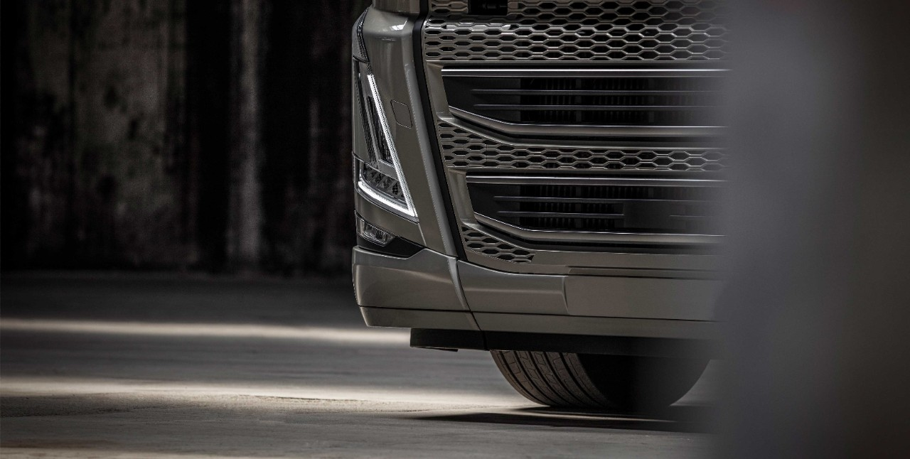 The Volvo FH chassis is customised for your productivity.