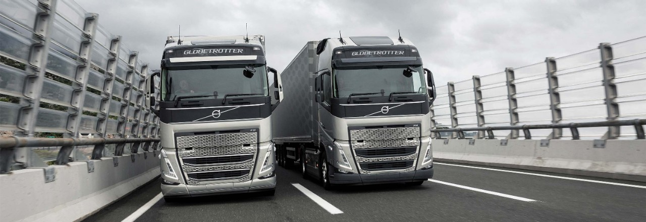 Look closer at the possibilities the Volvo FH powertrains bring.