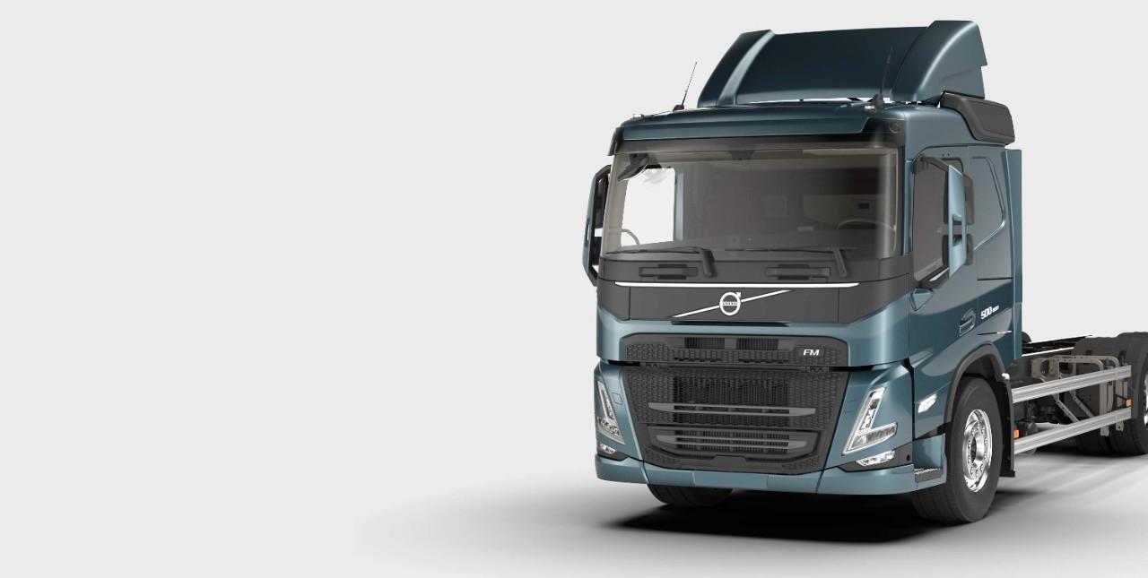Use the Volvo Truck Builder create your dream Volvo FM.